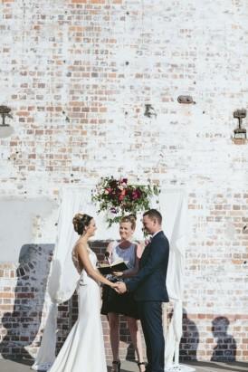 Wedding at Brisbane Powerhouse