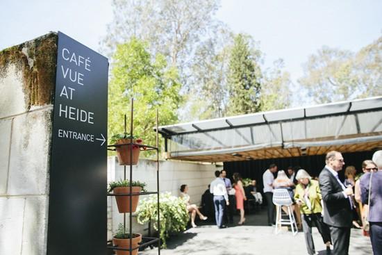 Wedding at Cafe Vue Heide