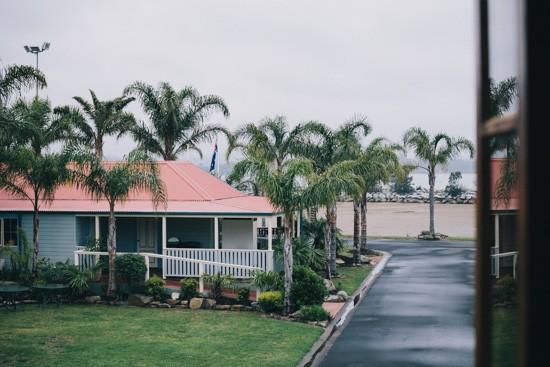 Wedding at Coachhouse Marina Resort, Batemans Bay