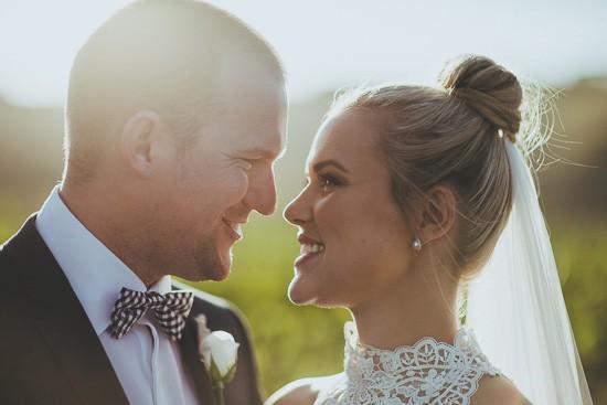 Wedding photo by Daniel Brannan