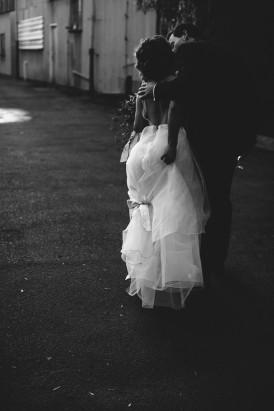 Ali Bailey wedding photo