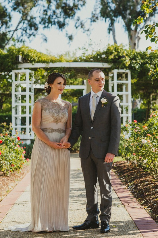 Canberra garden wedding