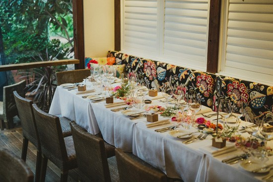Canberra restaurant wedding