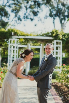 Canberra wedding newlyweds