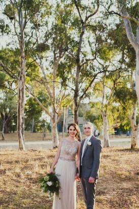 Canberra wedding portrait