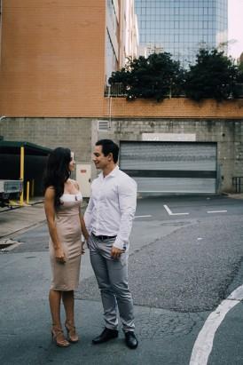 Chic Brisbane City Engagement045