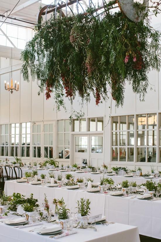 Laurens Hall Wedding Reception