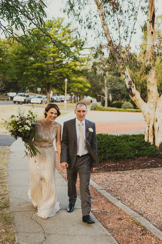Modern Canberra wedding