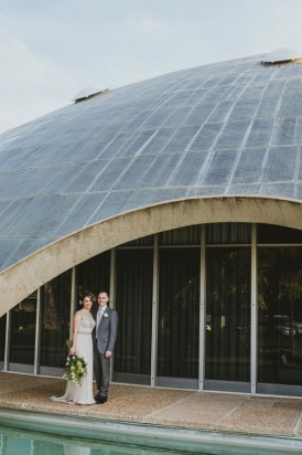 Modern canberra wedding photo