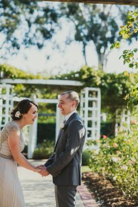 Newlywed sin Canberra