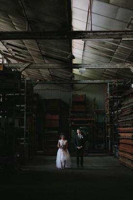 Newlywed sin Warehouse