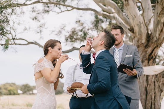 Polish traditions at Australian wedding