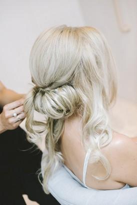 Republika Salon Wedding Hair