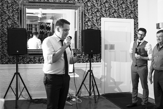 Speeches at Perth wedding003