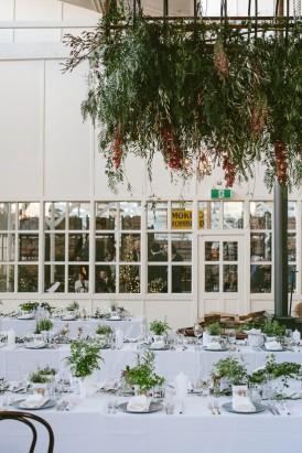 Wedding reception at Laurens Hall