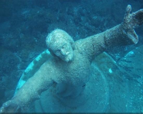 Christ of the Abyss Portofino