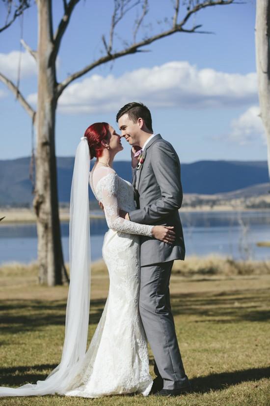 Country Dam Wedding063