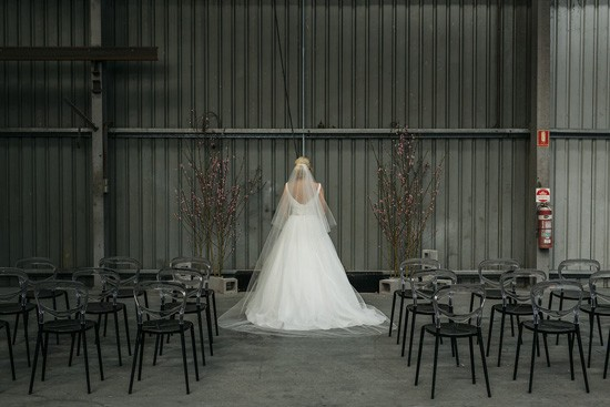 Industrial Warehouse Wedding Ideas014
