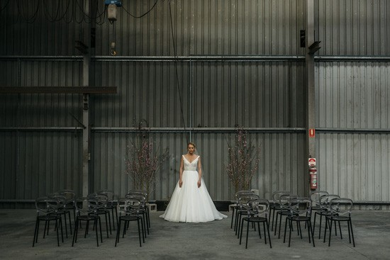 Industrial Warehouse Wedding Ideas018