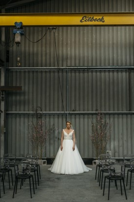 Industrial Warehouse Wedding Ideas019