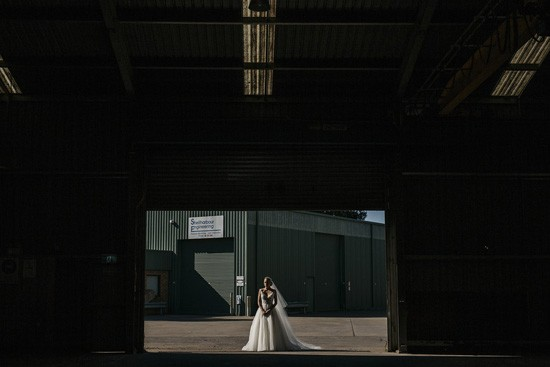 Industrial Warehouse Wedding Ideas030