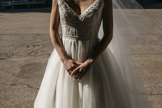 Industrial Warehouse Wedding Ideas032