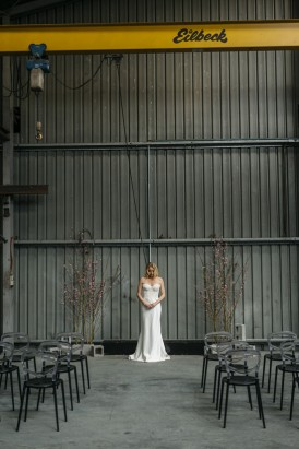 Industrial Warehouse Wedding Ideas081