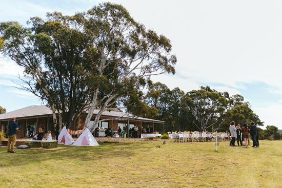 Outdoor Country Wedding037