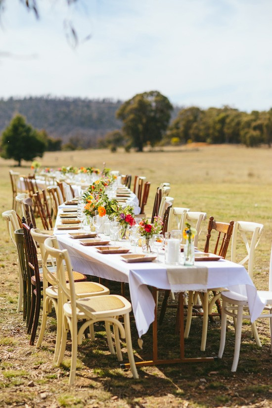 Outdoor Country Wedding136