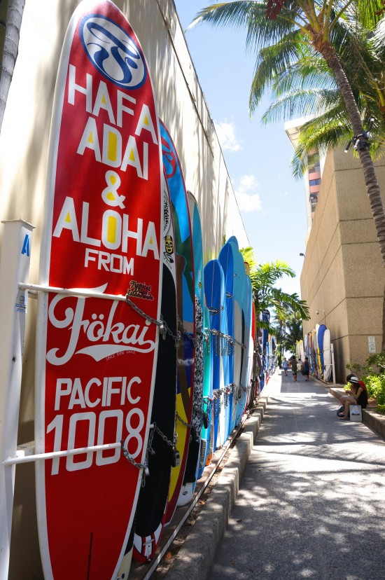Waikiki Surfboards
