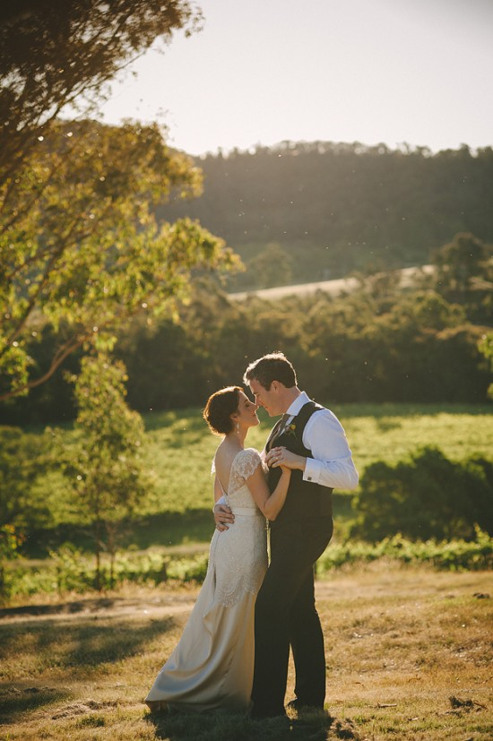 Auatralian Country Wedding