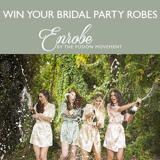 Bridal party Robes Competition