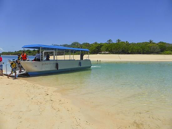 Intercontinental Fiji Snorkelling Tour