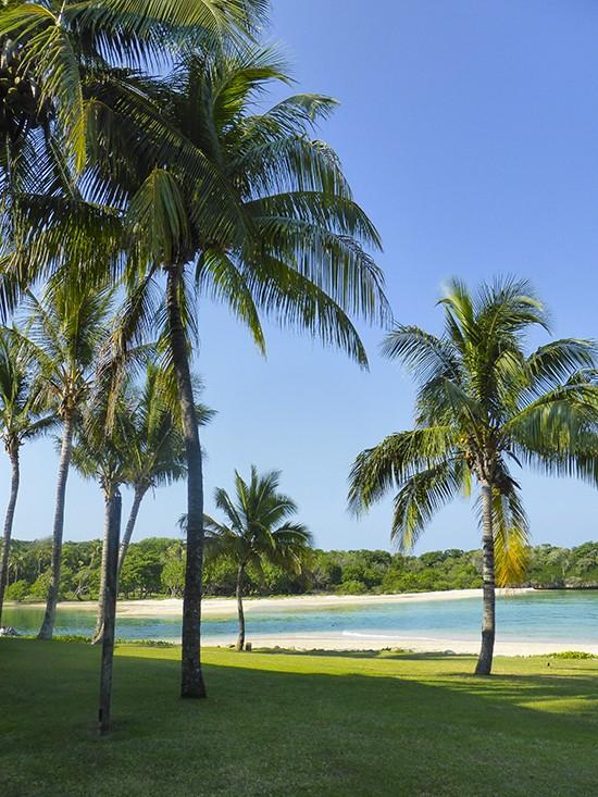 Intercontinental Fiji View