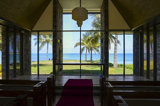 Intercontinental Fiji Wedding Venue