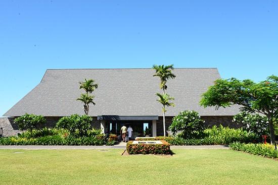 Intercontinetal Fiji CLub Lounge