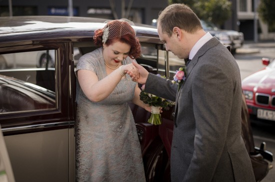 Intimate Vintage Inspired Wedding037