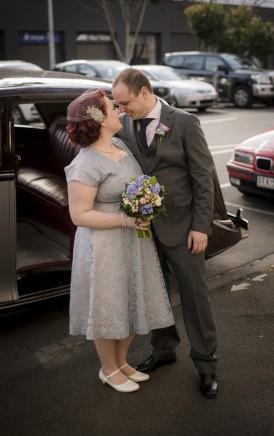 Intimate Vintage Inspired Wedding039