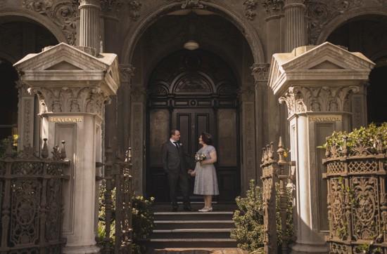 Intimate Vintage Inspired Wedding082