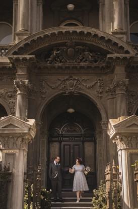 Intimate Vintage Inspired Wedding085