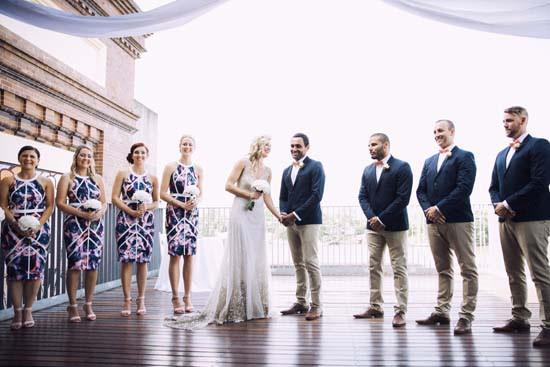 Modern Brisbane Powerhouse Wedding040