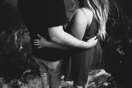 Quirky Blue Mountains Engagement030