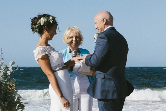 Relaxed Beach Wedding059