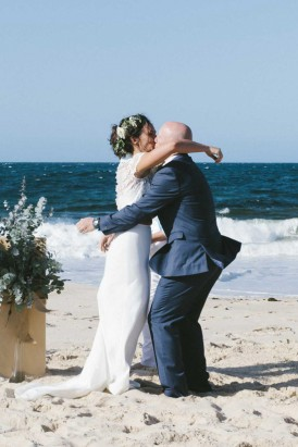 Relaxed Beach Wedding061