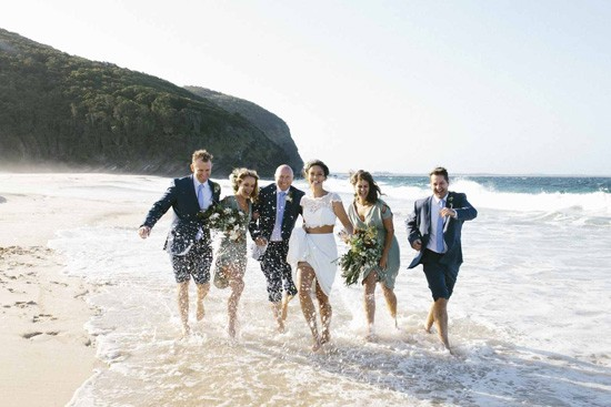 Relaxed Beach Wedding072