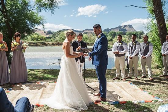 Relaxed New Zealand Riverside Wedding049