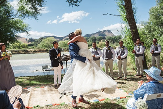 Relaxed New Zealand Riverside Wedding051