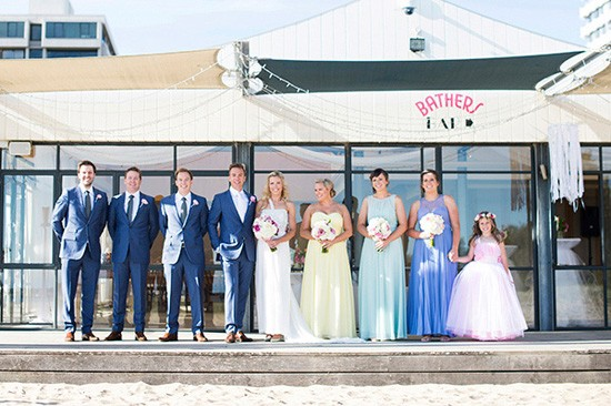 Seaside St Kilda Wedding019