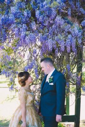 Sparkling garden cafe wedding038