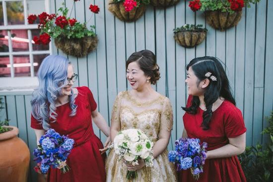Sparkling garden cafe wedding088